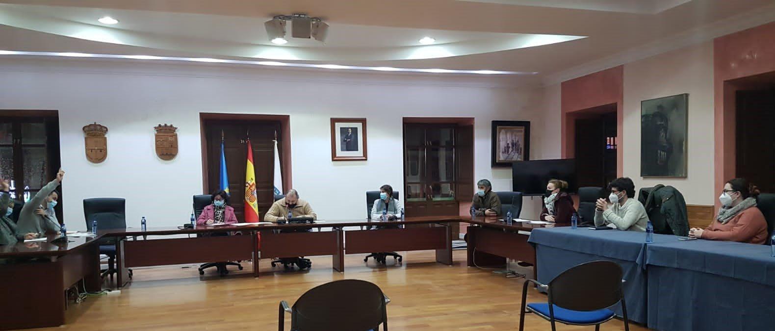 El pleno de Vegadeo aprueba las inversiones con cargo al remanente de Tesorería