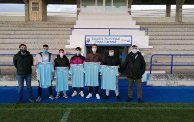El Ribadeo FC pendiente de decidir su participación en la Liga