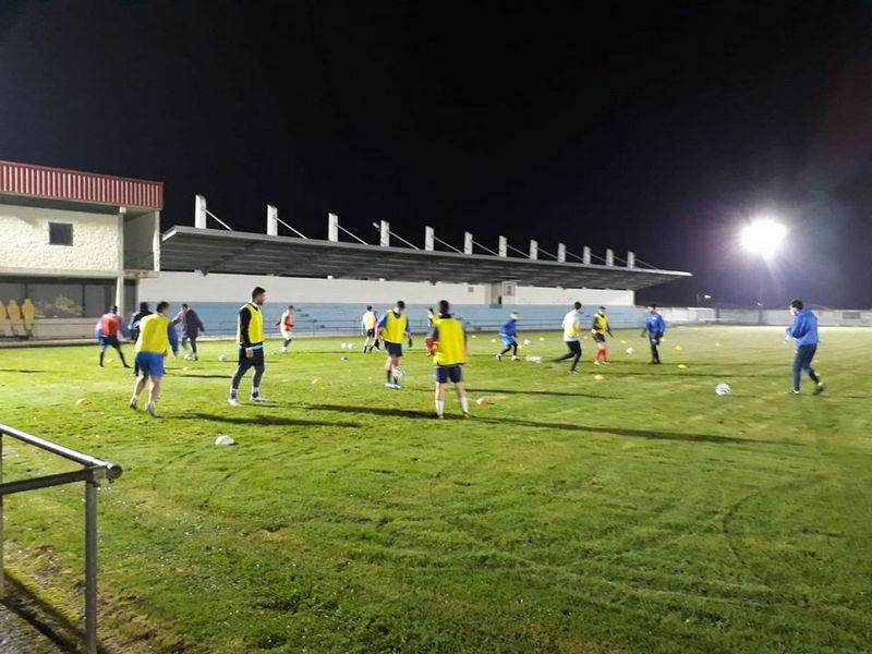 Presentación este viernes del Ribadeo FC ante el CD Foz