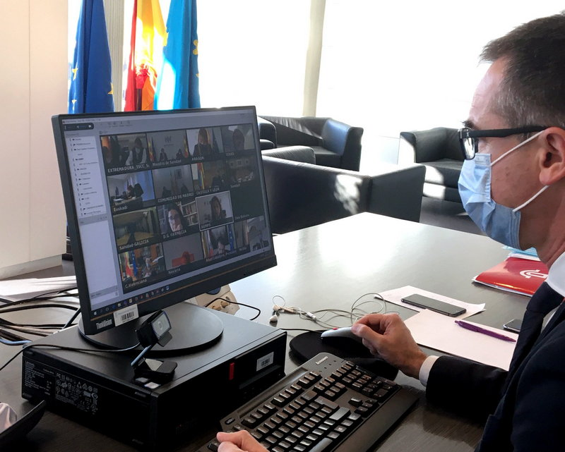 Asturias vuelve a pedir que se capacite a las autonomías para decretar un eventual confinamiento domiciliario