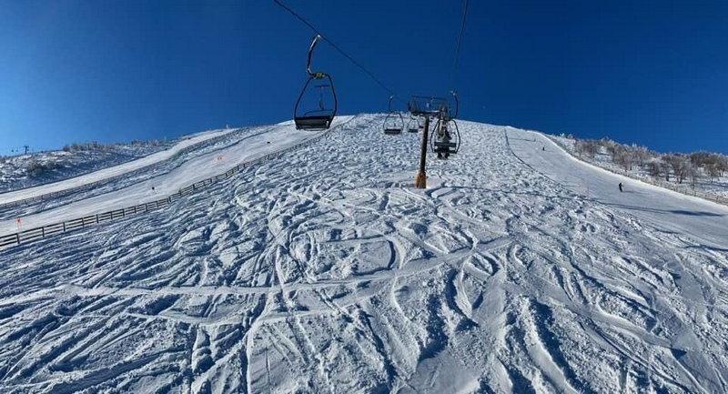 """La ampliación de la estación de esquí de Leitariegos hacia la vertiente asturiana creará nuevos puestos de trabajo y más servicios"""""""