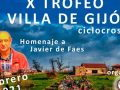 """Continúa abierta la inscripción para el X Trofeo Ciclo-cross """"Villa de Gijón"""", que será el Campeonato de Asturias"""