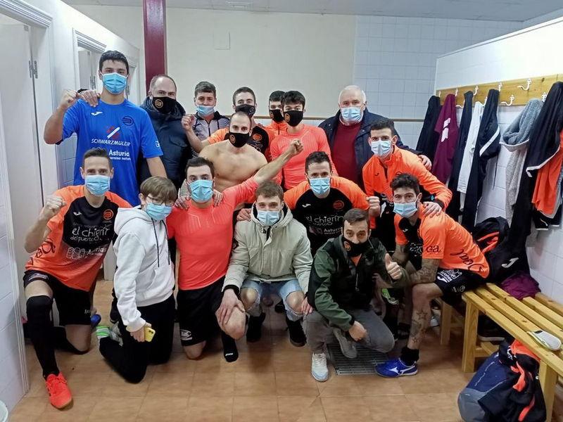 Triunfo del Boal FS sobre el Lider Guardo de Palencia (6-3)