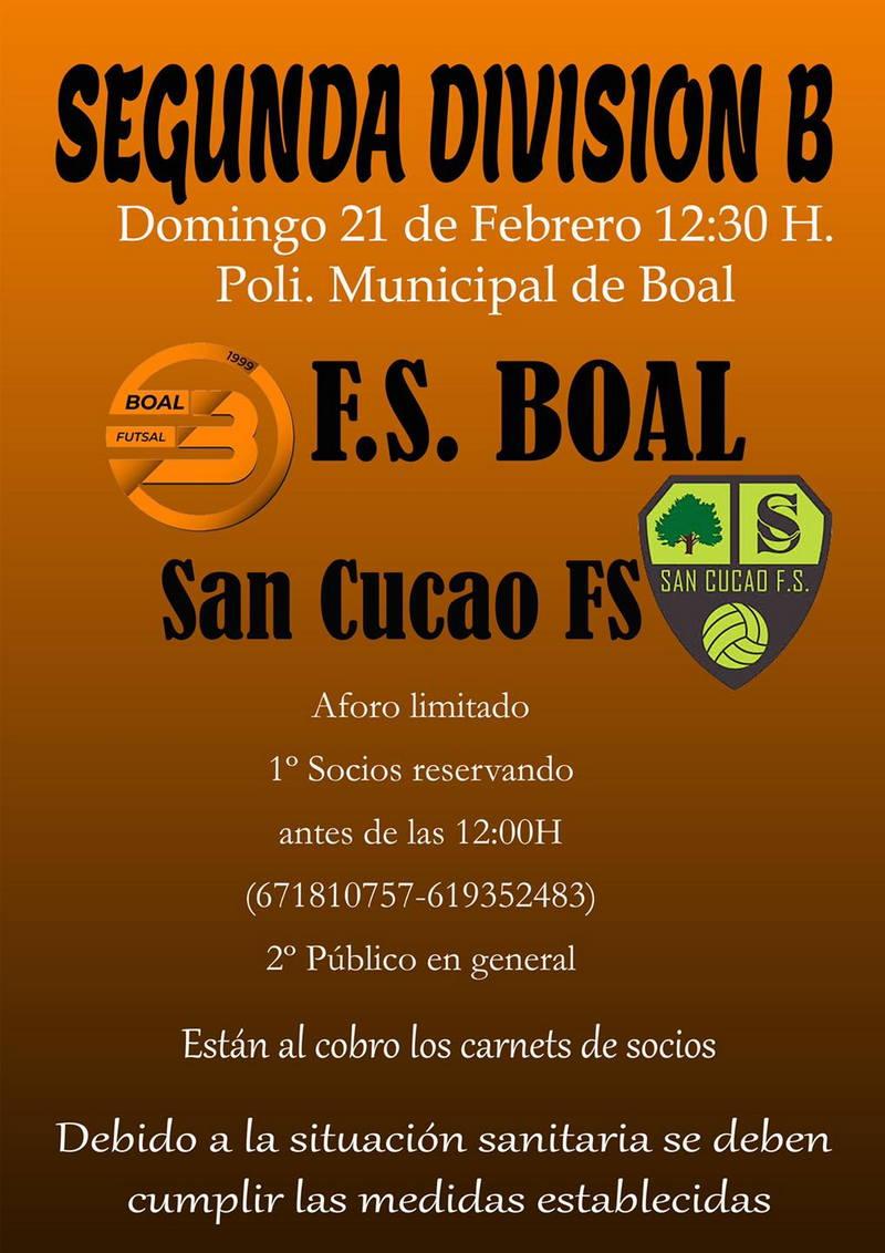 Derbi Asturiano de Fútbol Sala, Boal-San Cucao de Llanera