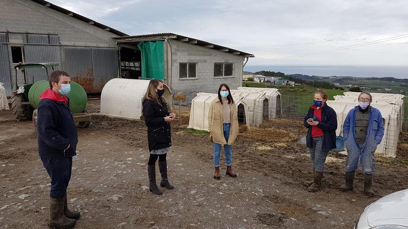 """Cristina Vega (diputada PP): """"estamos al lado del ganadero, el problema del lobo no se ve desde un despacho"""""""