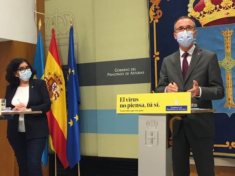 La Consejería de Salud confirma 538 nuevos casos de Coronavirus