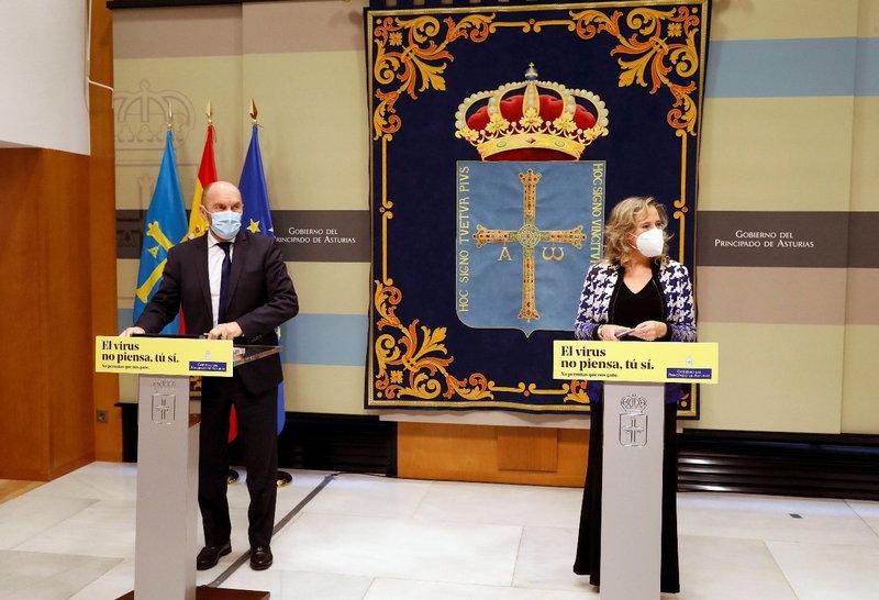 El gobierno asturiano inicia la revisión de las Directrices Sectoriales de Ordenación del Territorio sobre Energía Eólica