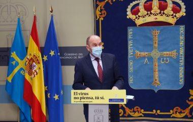 El Gobierno de Asturias iniciará este año la tramitación de 23 proyectos de ley y 76 decretos