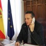 """Marcelino Marcos (Presidente Junta General Principado): """"necesitamos debates serenos, serios y sin crispación, sobre asuntos que verdaderamente importan a la ciudadanía"""""""