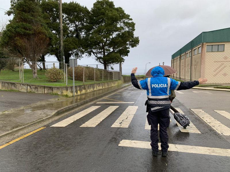 La Policía Local de Navia presenta su Memoria de Actividades 2020