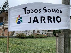 """Todo preparado para la caravana de vehículos """"Todos Somos Jarrio"""""""