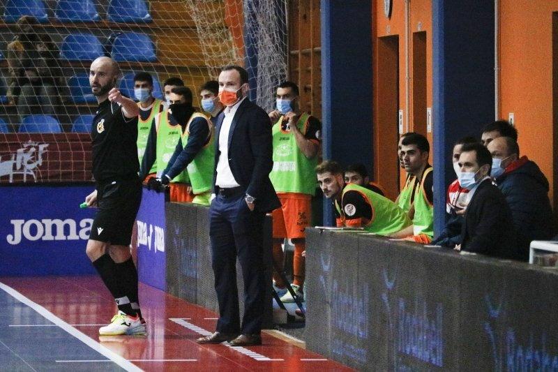 Marrube, ex-entrenador del Boal FS, no continuará en el banquillo del Burela FS