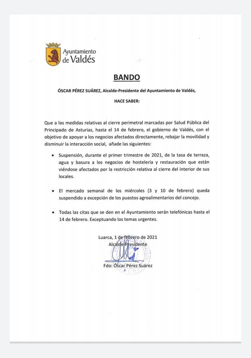 Primera jornada de cierre perimetral en Valdés
