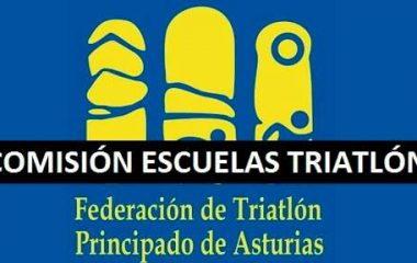 Convocatoria de deporte escolar y promoción de la Federación de Triatlón del Principado de Asturias