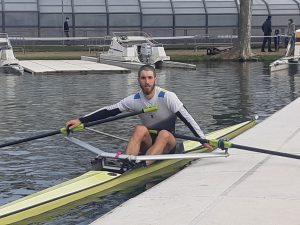 El vegadense Gonzalo Pérez (Remeros Eo), 5º en el Open de Primavera; Iván Rico fue Séptimo