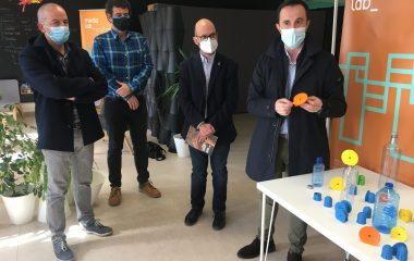 Trampa selectiva para la avispa asiática mediante impresión 3D