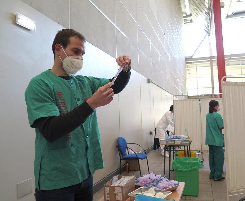 El Sespa habilitará el 2 de septiembre diez puntos para recibir la vacuna sin cita previa