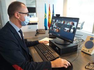 El SESPA presenta el Marco Integral a 3 años a los/as alcaldes/as del Área Sanitaria I (con cabecera en Jarrio)