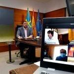 """Eustaquio Revilla (alcalde de Grandas de Salime): """"seguiremos defendiendo la mejor opción para l@s vecin@s de la Cuenca del Navia"""""""