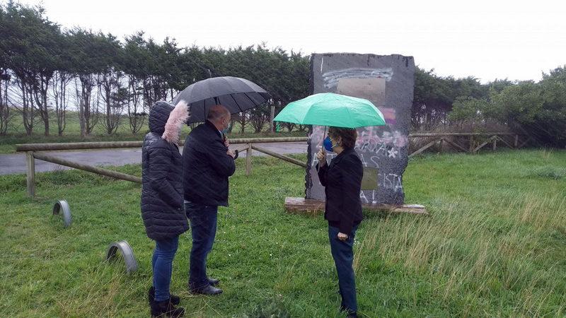 Castropol solicitará que el Campo de Arnao sea considerado Lugar de la Memoria