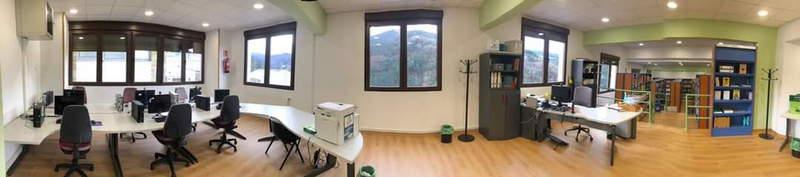 Nuevos aires para la biblioteca y el telecentro de Taramundi