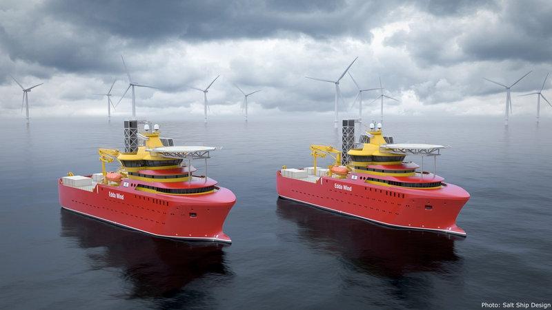 Astilleros Gondán construirá dos nuevos buques para Edda Wind