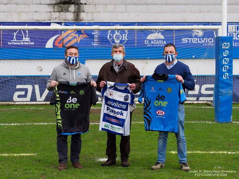 El Beone Rugby y El Belenos de Avilés Unen Sus Caminos Para Consolidarse y Crecer