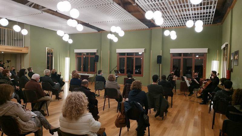 Navia celebra el Día Mundial de la Poesía