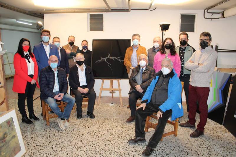 """Kihong Chung, IV Premio Jesús Villa Pastur de la Bienal """"La Gastronomía y la Pintura"""" de Casa Consuelo"""