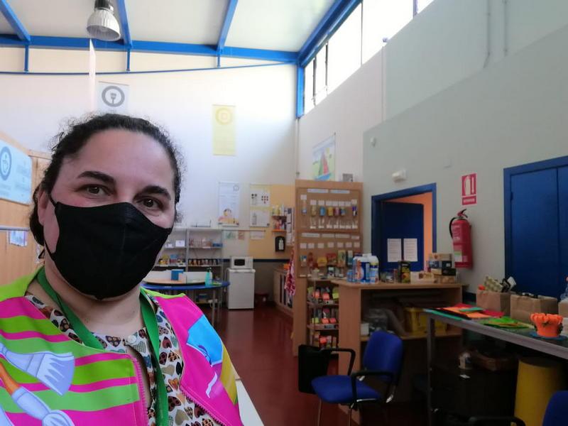 """Montse Quintana (Centro Formación Consumo Vegadeo): """"debemos reducir el consumo de plásticos"""""""