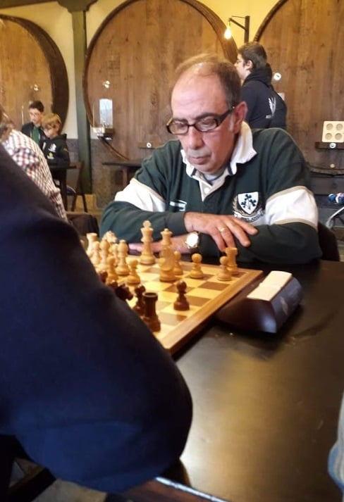 Fallece Alfonso Gil, Presidente del Club Ajedrez Valdesva