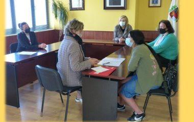 Entrega de una Vivienda Social en Jarrio (Coaña)