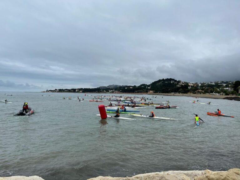 Walter Bouzán gana en K1 la II Copa de España de Kayak de Mar en Denia