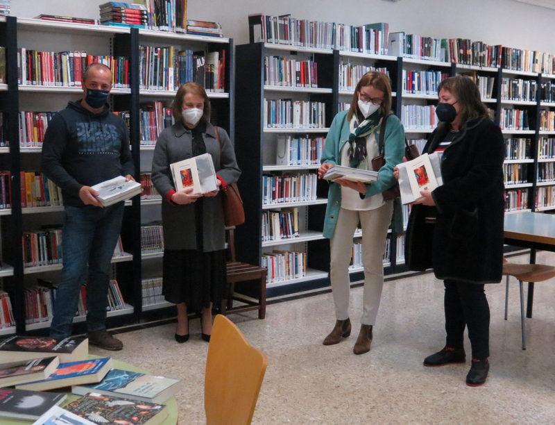 Libros para incorporar a las bibliotecas escolares