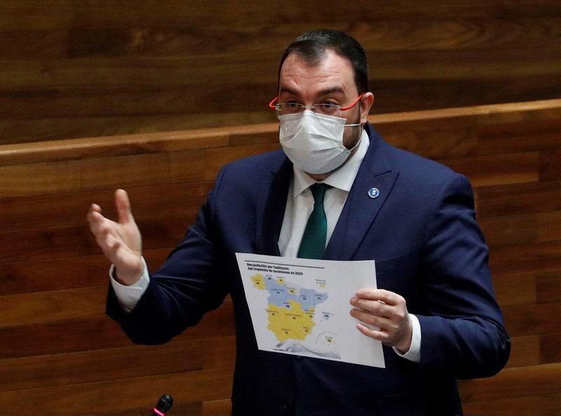 Asturias retrasará el toque de queda a las 23 h y relajará medidas en hostelería y alojamientos