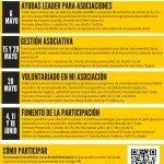 EDES ofrece formación diseñada para el movimiento asociativo de la comarca