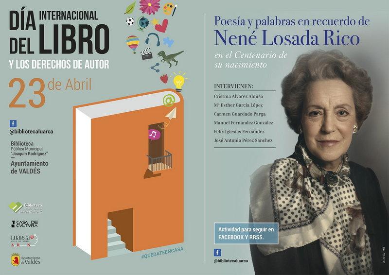 Valdés celebra el Día del Libro