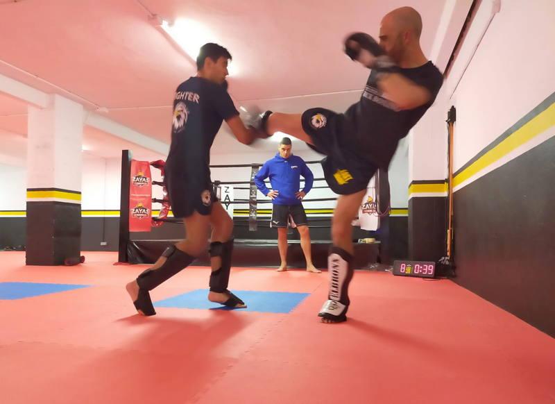 Dos componentes de Goshin Center de Coaña convocados para la Preselección Asturiana de Kickboxing