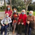 """Las residencias de mayores dan """"un paso hacia la normalidad"""""""