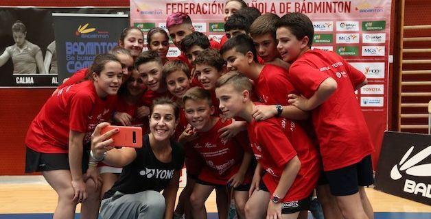 Arranca 'Se Busca Campeón 2021', el ambicioso proyecto de la Federación Española de Bádminton para la captación de talentos