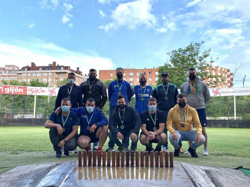 Buenos resultados de los jugadores del Suroccidente en la Final Autonómica de Bolo Celta
