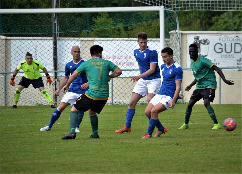 El Real Tapia sumó tres nuevos puntos en Barcia (1-2)