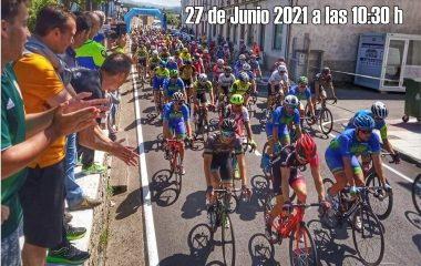 140 inscritos para el Trofeo Máster de Ciclismo Concejo de El Franco puntuable para la Copa de España