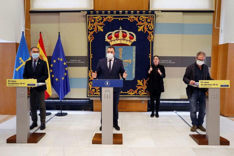 La hostelería asturiana podrá abrir hasta la una de la madrugada tras el fin del estado de alarma