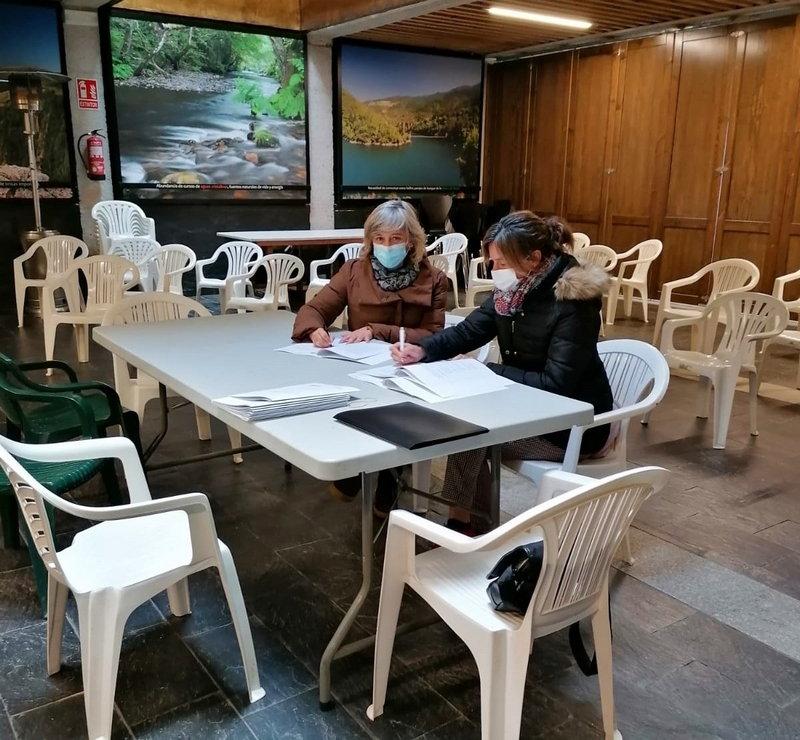 El Banco de Tierras adjudica la explotación de parcelas del monte Carbayal (Illano)