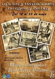Día Internacional de los Museos en Puerto de Vega