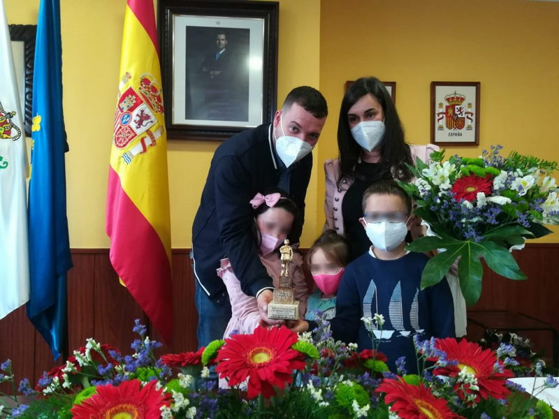 """El ayuntamiento de Coaña entrega los galardones """"Profetas en Nuestra Tierra"""""""