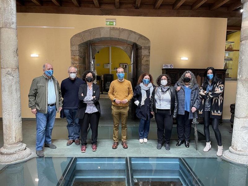 Cangas del Narcea celebra la XII Sumana de las Ḷḷetras Asturianas