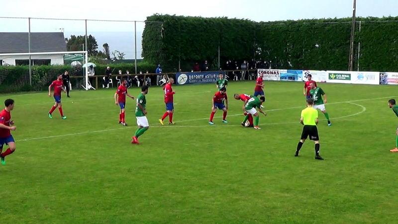 La Caridad gana en el Campón con Guille Cabanas como goleador (1-4).