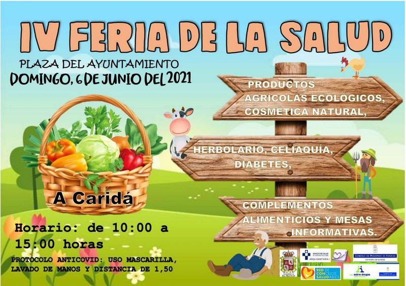 Este domingo se celebra la IV Feria de la Salud del Concejo de El Franco